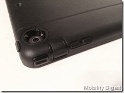 Mobility digest Review OtterBox Defender for iPad Air corner