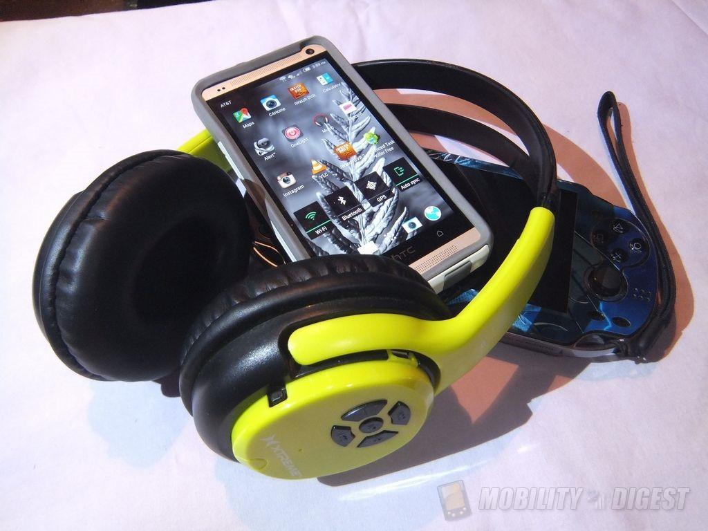 Review Of Bluetooth Talk N Walk Headphones Mobilitydigest