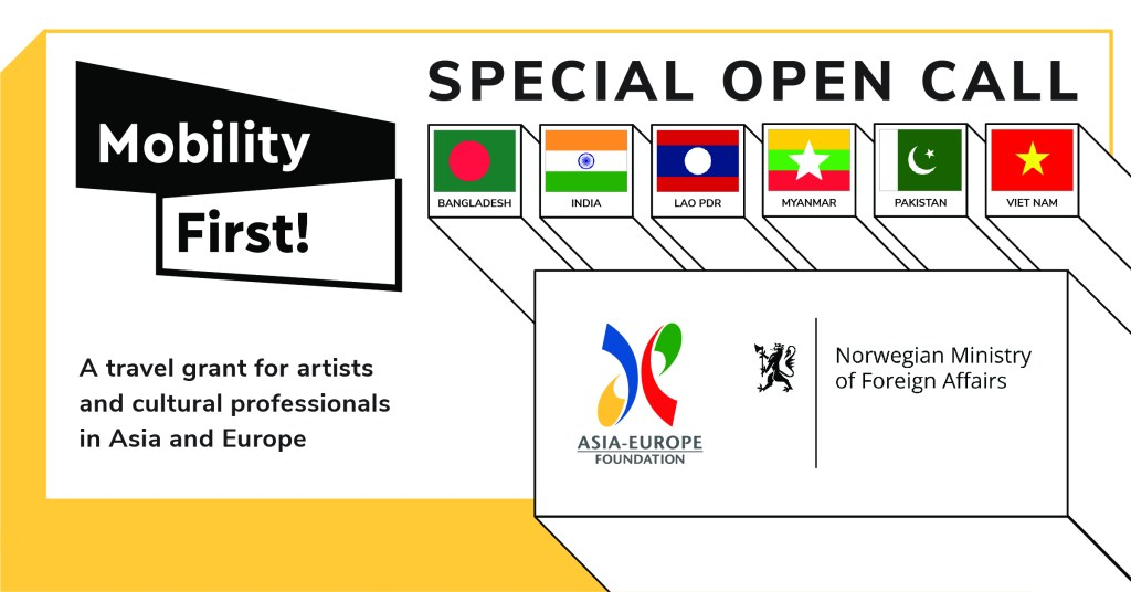 ASEF Mobility First Special Open Call