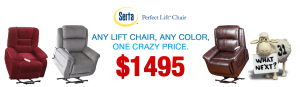 lift chair sale canada wide