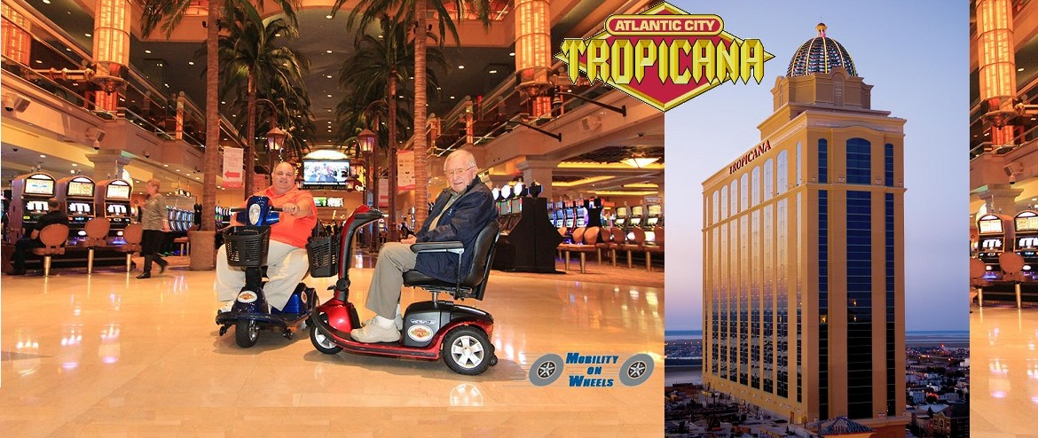 Tropicana Casino Mobility Scooter Rentals - Mobility On Wheels