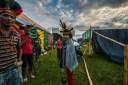 Foto: Fábio Nascimento / Mobilização Nacional Indigena