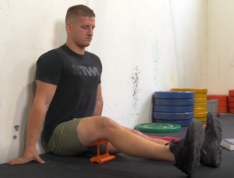 Tall Option on the lower Hamstrings