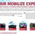Infographic - The Mobilize Experience (Emily and Zach)