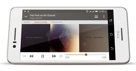 HTC Desire 728G Dual Sim Beyaz Akıllı Telefon