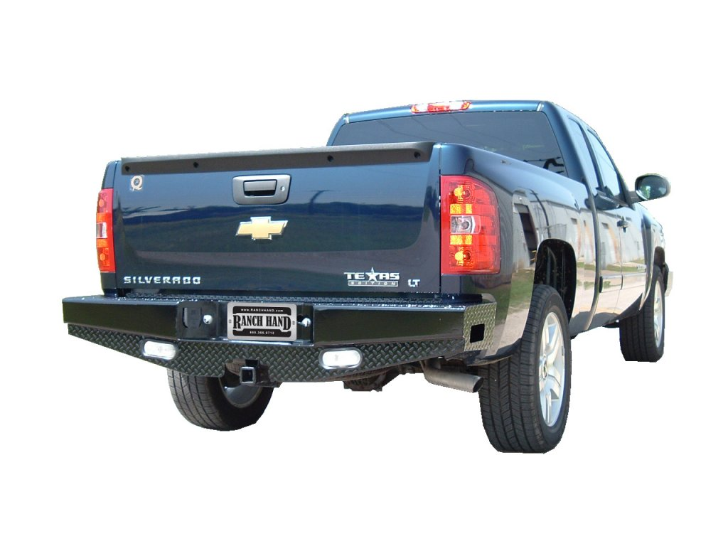 Ranch Hand Back Bumpers Mobile Living Truck And Suv
