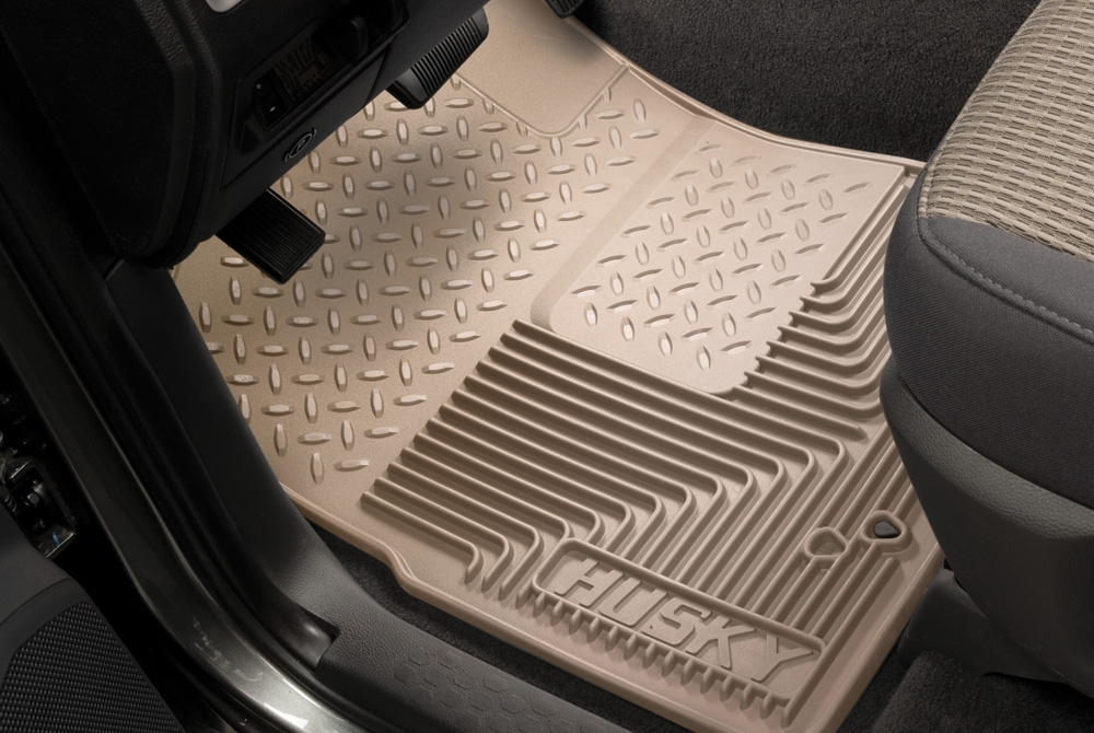 Huskyliners Heavy Duty Floor Mats Mobile Living Truck