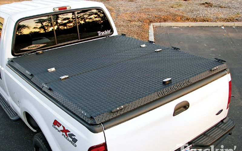 Diamondback Hd Bed Cover Mobile Living Truck And Suv