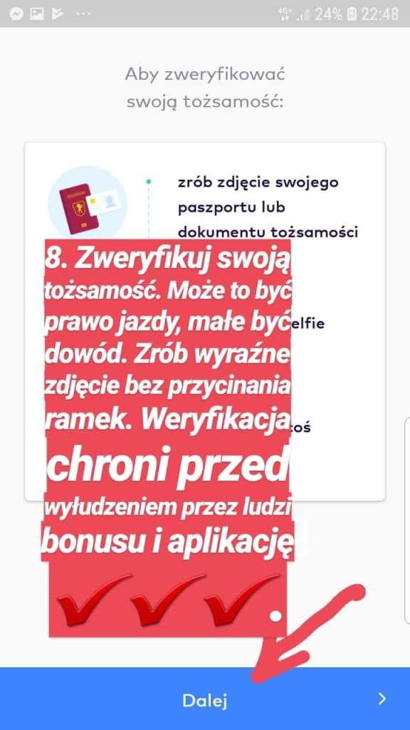 Promocja Monese Zarób 50zł za założenie darmowego konta 11