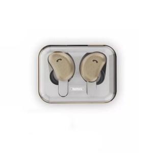 Bluetooth slusalice Remax TWS-1 zlatne
