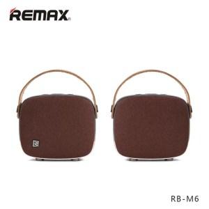Bluetooth zvucnik Remax Desh RB-M6 braon