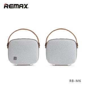 Bluetooth zvucnik Remax Desh RB-M6 srebrni