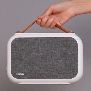 Bluetooth zvucnik Remax RB-M17 beli