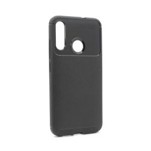 Maska Defender Carbon za Motorola Moto E6 Plus crna