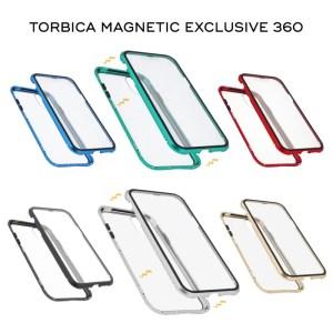 Maska Magnetic exclusive 360 za Huawei Honor 20/Nova 5T crvena