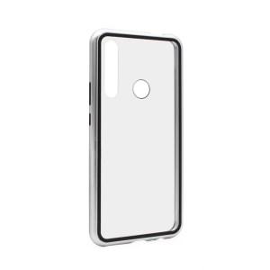 Maska Magnetic za Huawei P smart Z/Y9 Prime 2019/Honor 9X (EU) srebrna