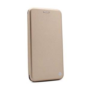 Maska Teracell Flip Cover za Motorola One/P30 Play zlatna