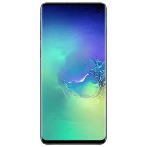 """Samsung Galaxy S10 (8GB/128GB, Prism Green, 6.1"""", Hybrid Dual SIM, 16MP)"""