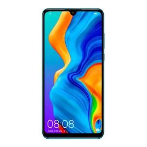 """Huawei P30 Lite (4GB/128GB, Peacock Blue, 6.15"""", Hybrid Dual SIM, 48MP)"""