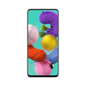 "Samsung Galaxy A51 (4GB/128GB, Prism Crush Black, 6.3"", Dual SIM, 48MP)"