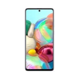 """Samsung Galaxy A71 (6GB/128GB, Prism Crush Silver, 6.7"""", Dual SIM, 64MP)"""