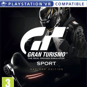 SONY PS4 Igra Gran Tourismo Sport Spec II