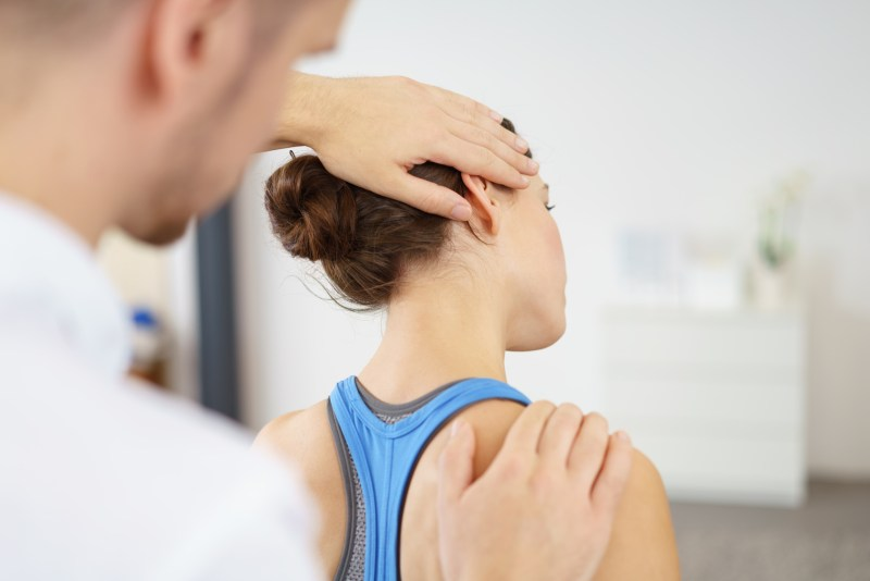 Faszienbehandlung in der Physiotherapie
