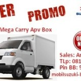 Promo Harga On The Road Suzuki Apv Mega Carry Box Bandung