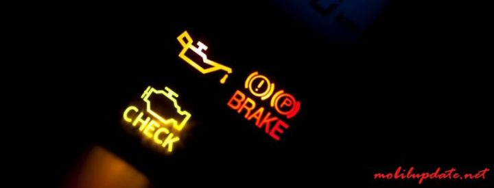 gambar lampu warning mobil