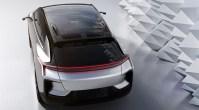 gambar mobil listrik faraday future