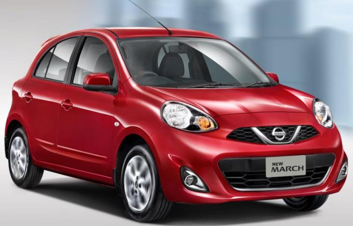gambar new nissan march 2017