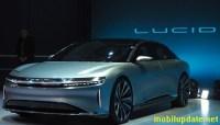 gambar mobil listrik tercepat lucid air