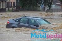 menangani mobil banjir
