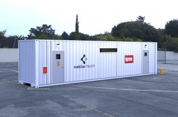 mobile testing laboratory