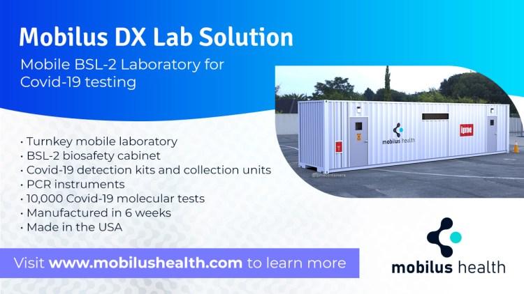 Mobilus Health Mobile Lab