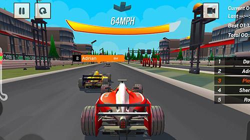 Download Formula 1 Racing championship Android free game.