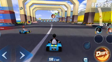 Resultado de imagen para speed drifters garena