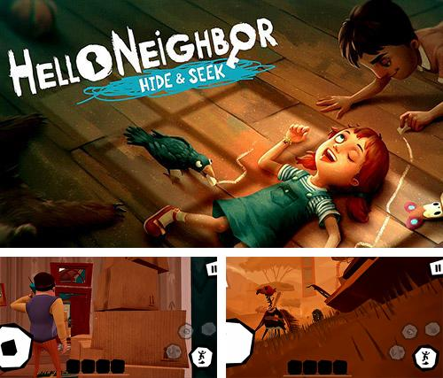 Hello Neighbor Hide And Seek For Android Download Apk Free