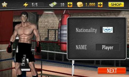 Punch boxing for Android   Download APK free Download Punch boxing Android free game