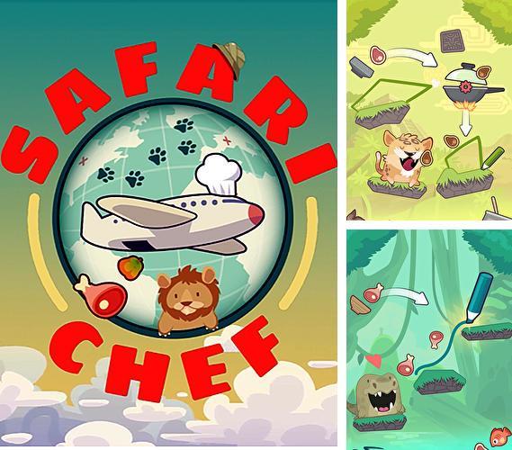 Hasil gambar untuk Safari Chef apk