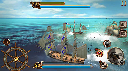 pirate ship battle game # 3