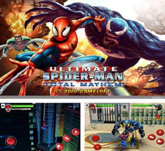 The amazing Spider man 2 for Android   Download APK free In addition to the game The amazing Spider man 2 for Android phones and  tablets