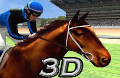 Virtual Horse Racing 3D iPhone game - free. Download ipa ...