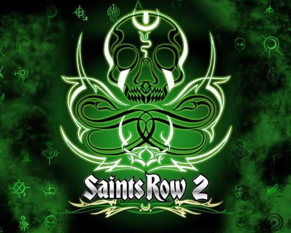 Скачать картинку на телефон Игры Логотипы Saints Row