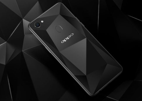 Oppo F7 diamond version