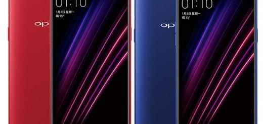Oppo A1 announced