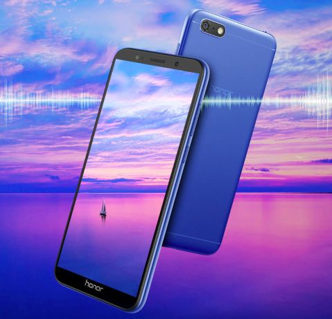 Huawei Honor 7S launched
