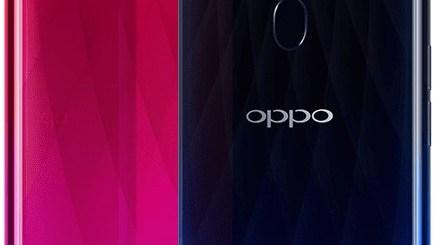 Oppo F9 announced