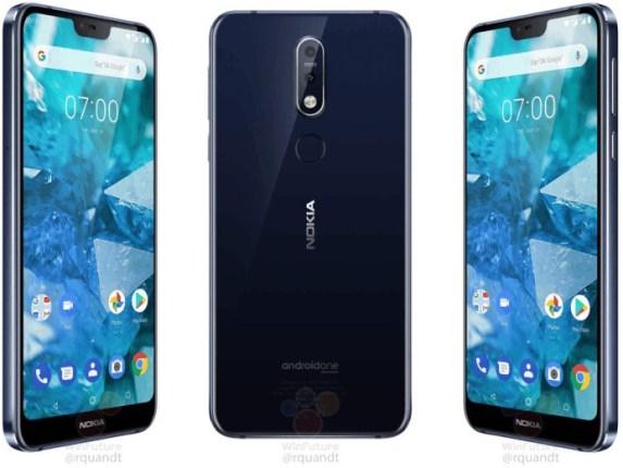 Nokia 7.1 image reveals
