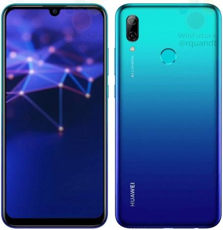 Huawei P Smart (2019) image reveals